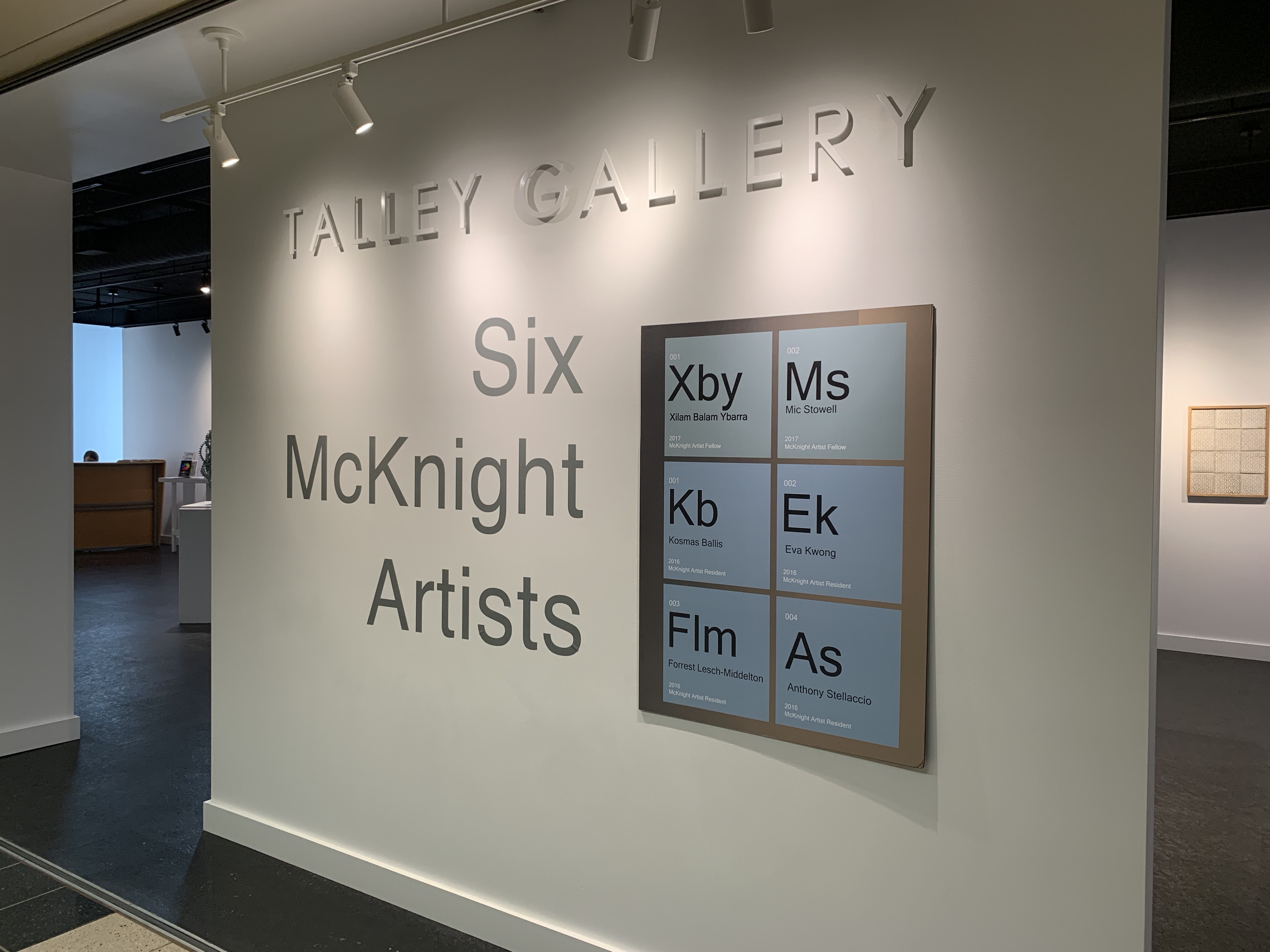 Art Gallery Artist Talley Gallery Features Work By Mcknight Foundation Artists