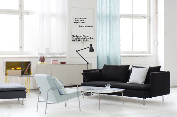 Ikea Mellby Bemz & Designers Guild: Together Again + 10% Off! - It's A