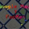google maps y pacman