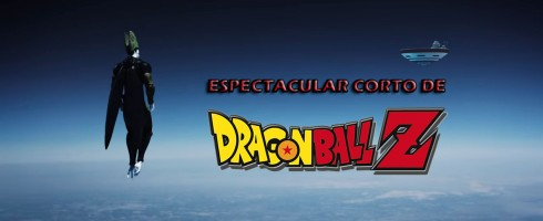 espectacular corto de dragon ball z cielo