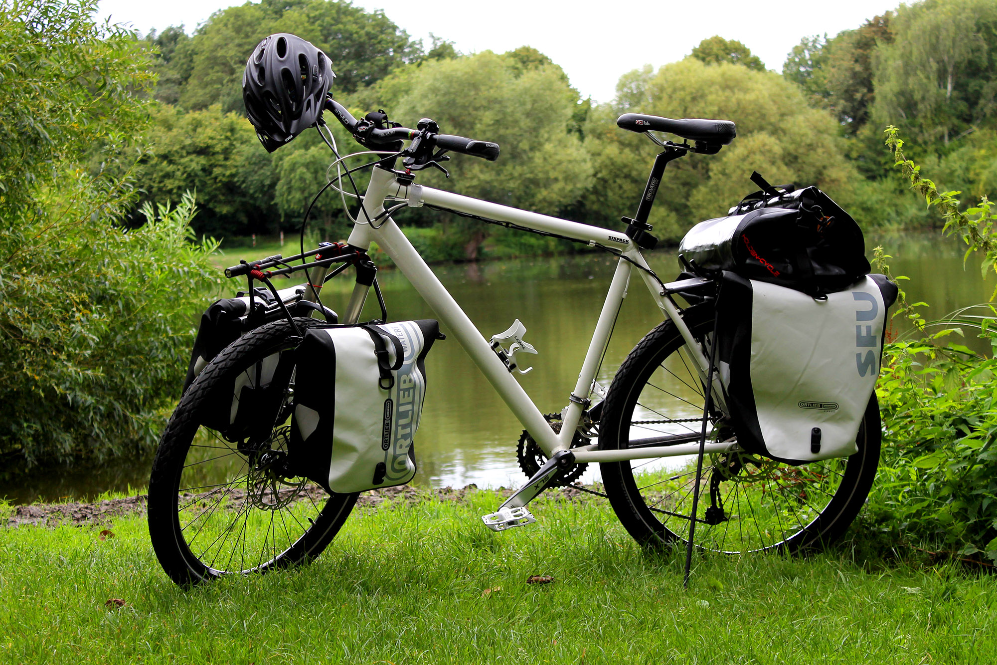 Fahrrad Bike Pnamericana