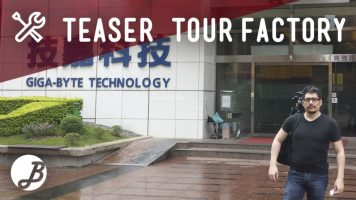Como se fabrican las placas base – Teaser