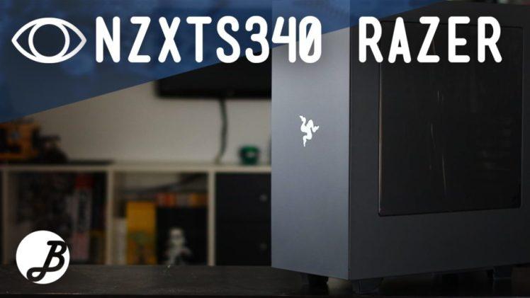 NZXT S340 RAZER edition – Análisis