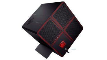 HP presenta un Omen X, un PC compacto de altas prestaciones