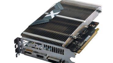 XFX presenta su nueva AMD RX 460 Heatsink