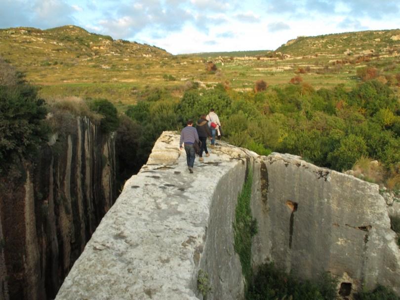 Titus-Vesparianus Tunnel
