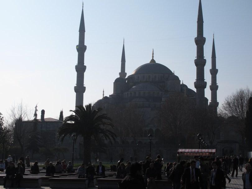 Blue Mosque Touristic Istanbul