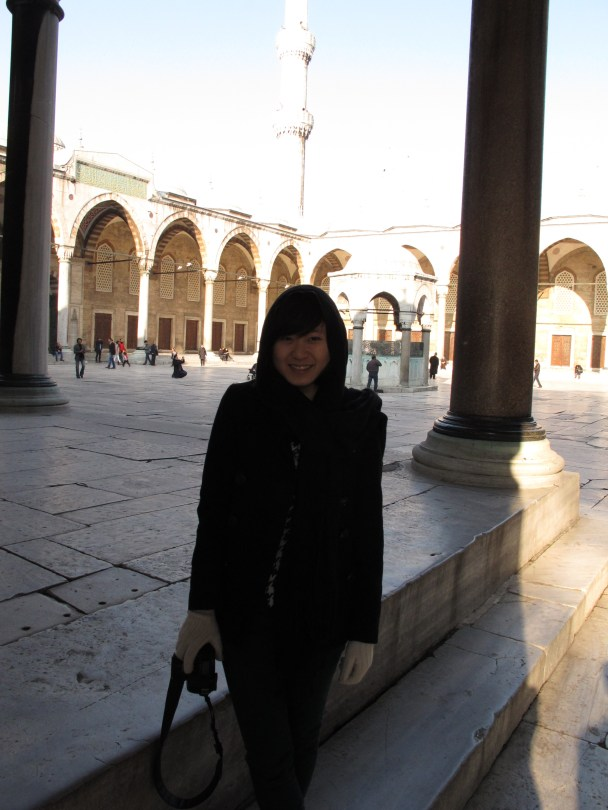 Touristic Istanbul