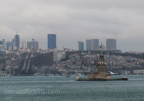 Story of the Maiden's Tower Kız Kulesi