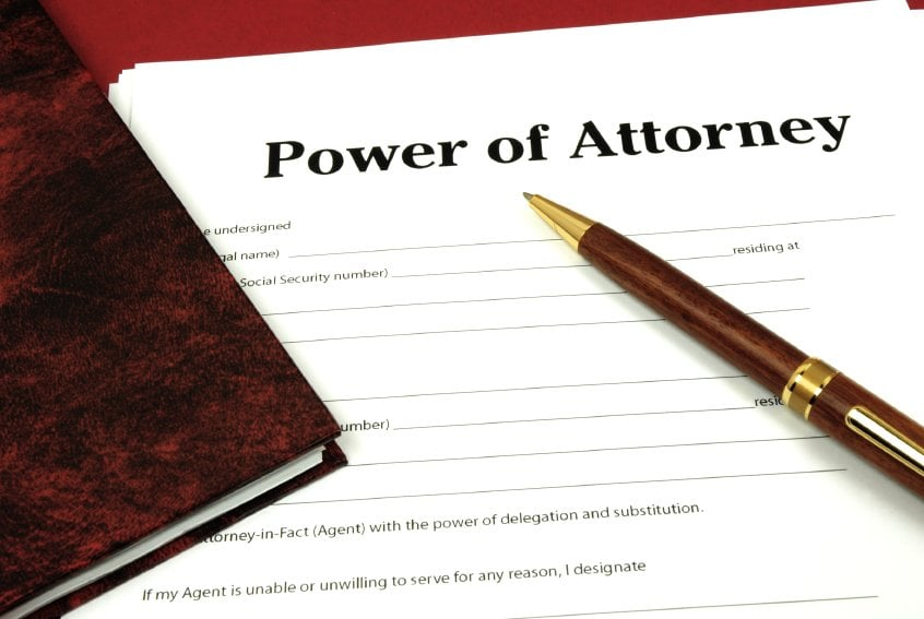 Durable Power of Attorney What You Need to Know - Bender Law PLLC