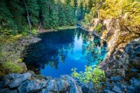 Blue Pool McKenzie River