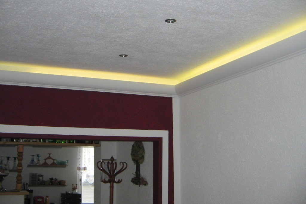 Stuckleisten Decke Stucco For Indirect Led Lighting - Dbkl-100-pr
