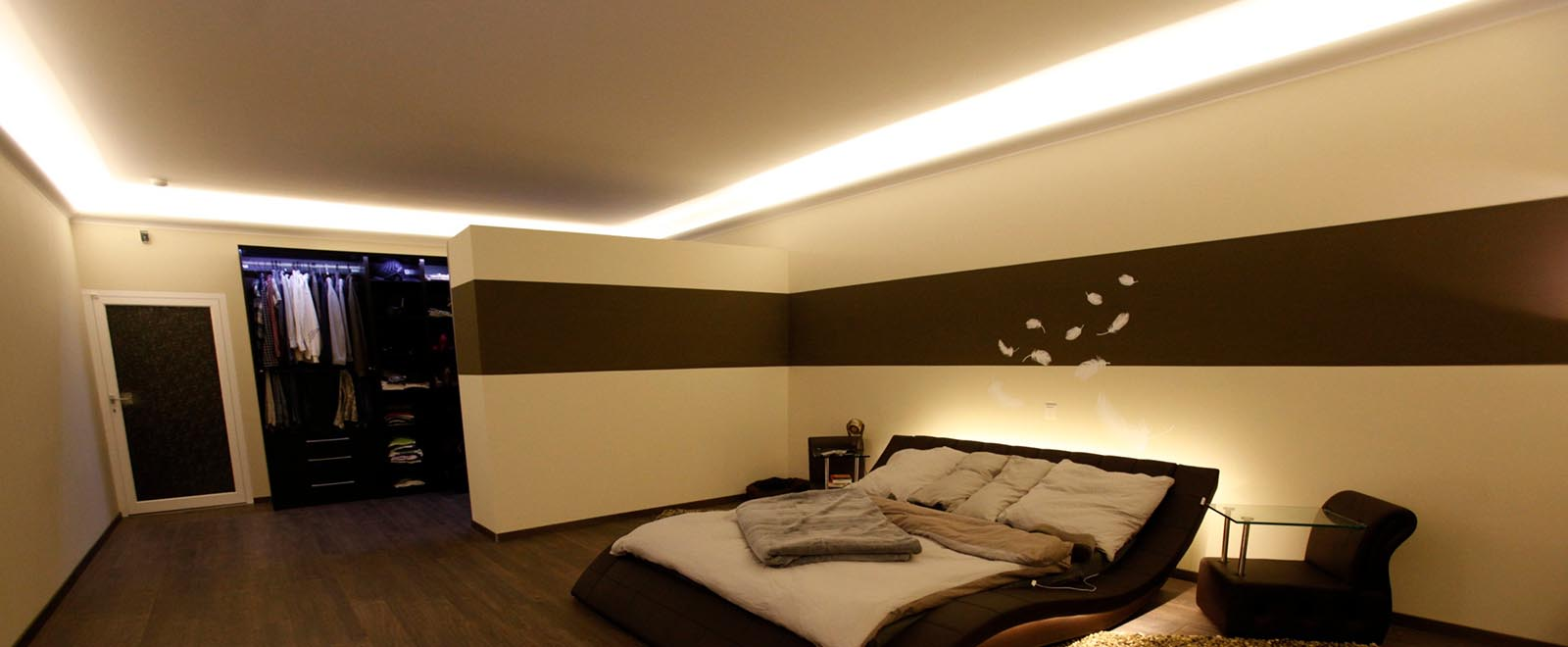 Indirect Lighting In The Bedroom Nice Ideas Bendu
