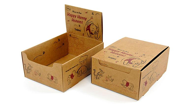 Cardboard Counter Displays Custom Boxes Toronto Beneco