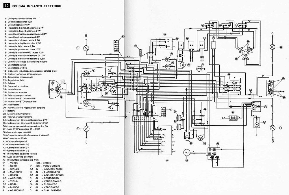 dr diagrama de cableado de vidrios