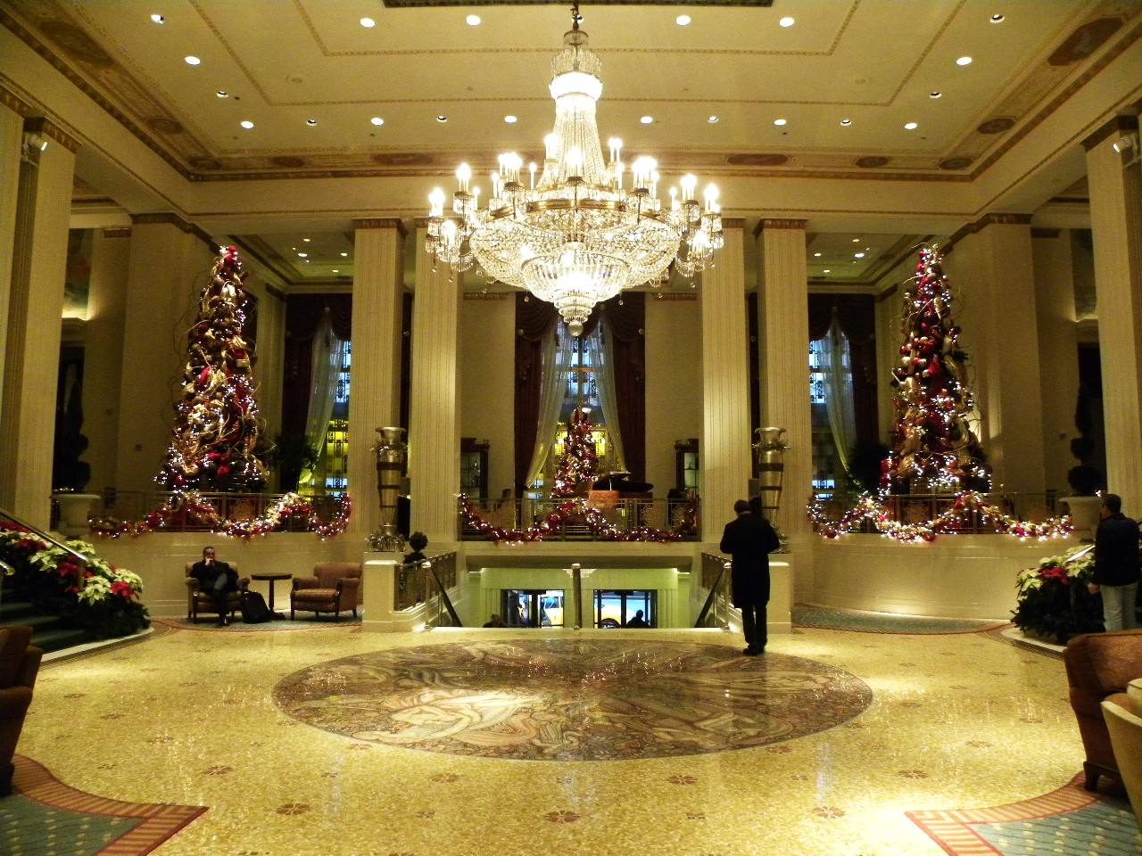 Decoration Hotel Commercial Holiday Decor Sarasota Fl Beneva Plantscapes
