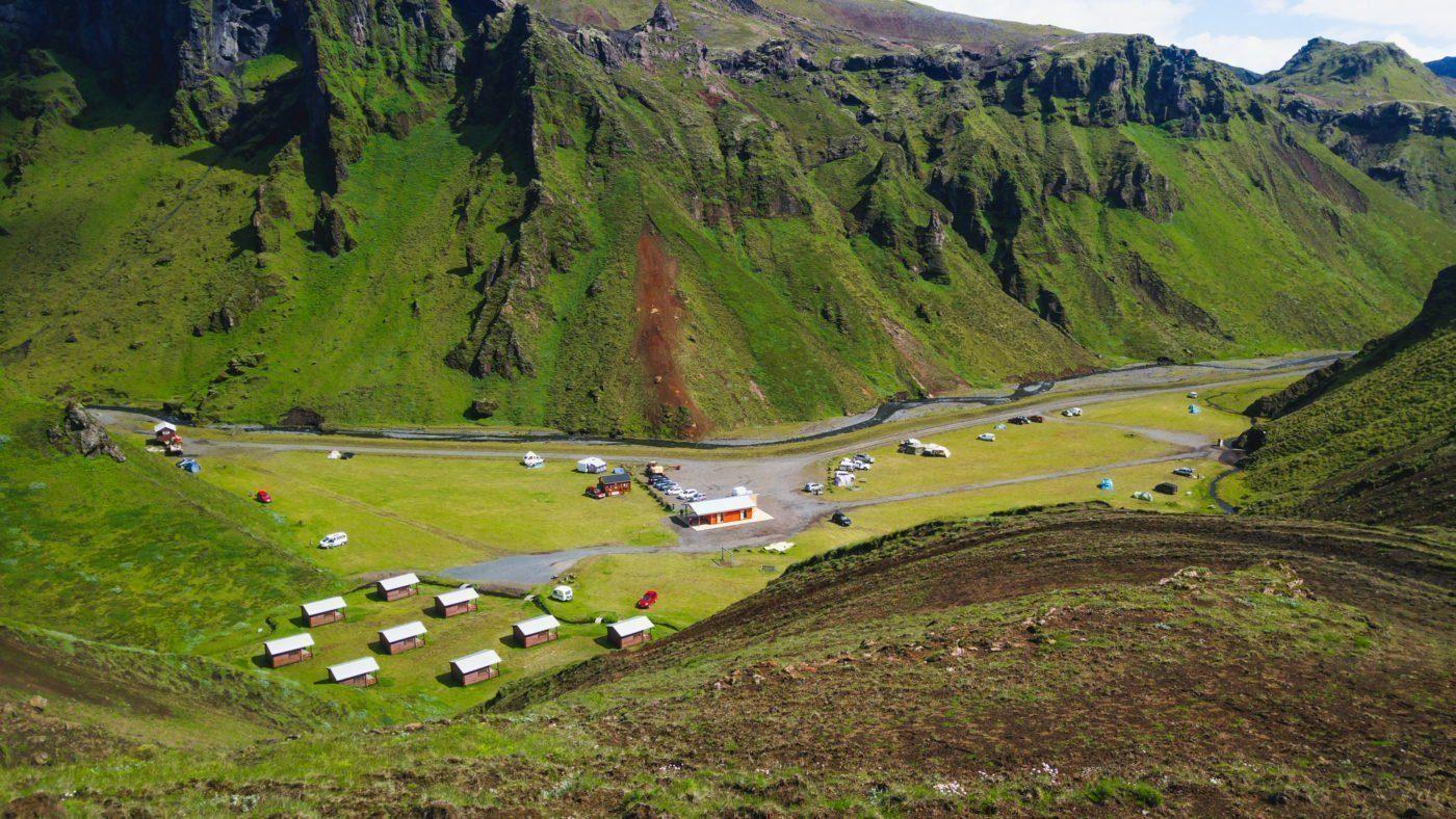 thakgil campsite