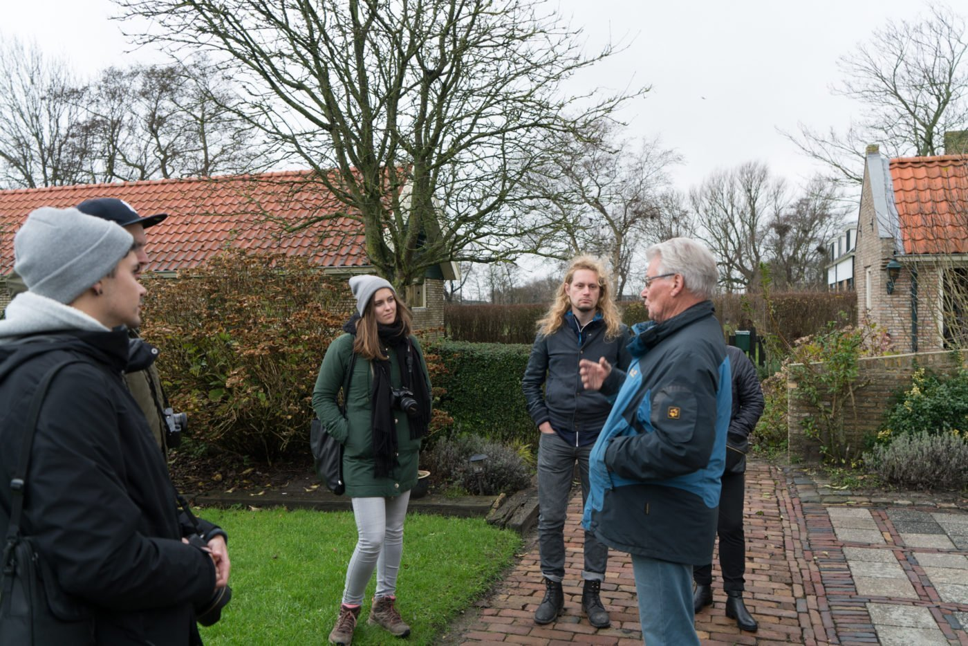 Guided walking tour in Schiermonnikoog