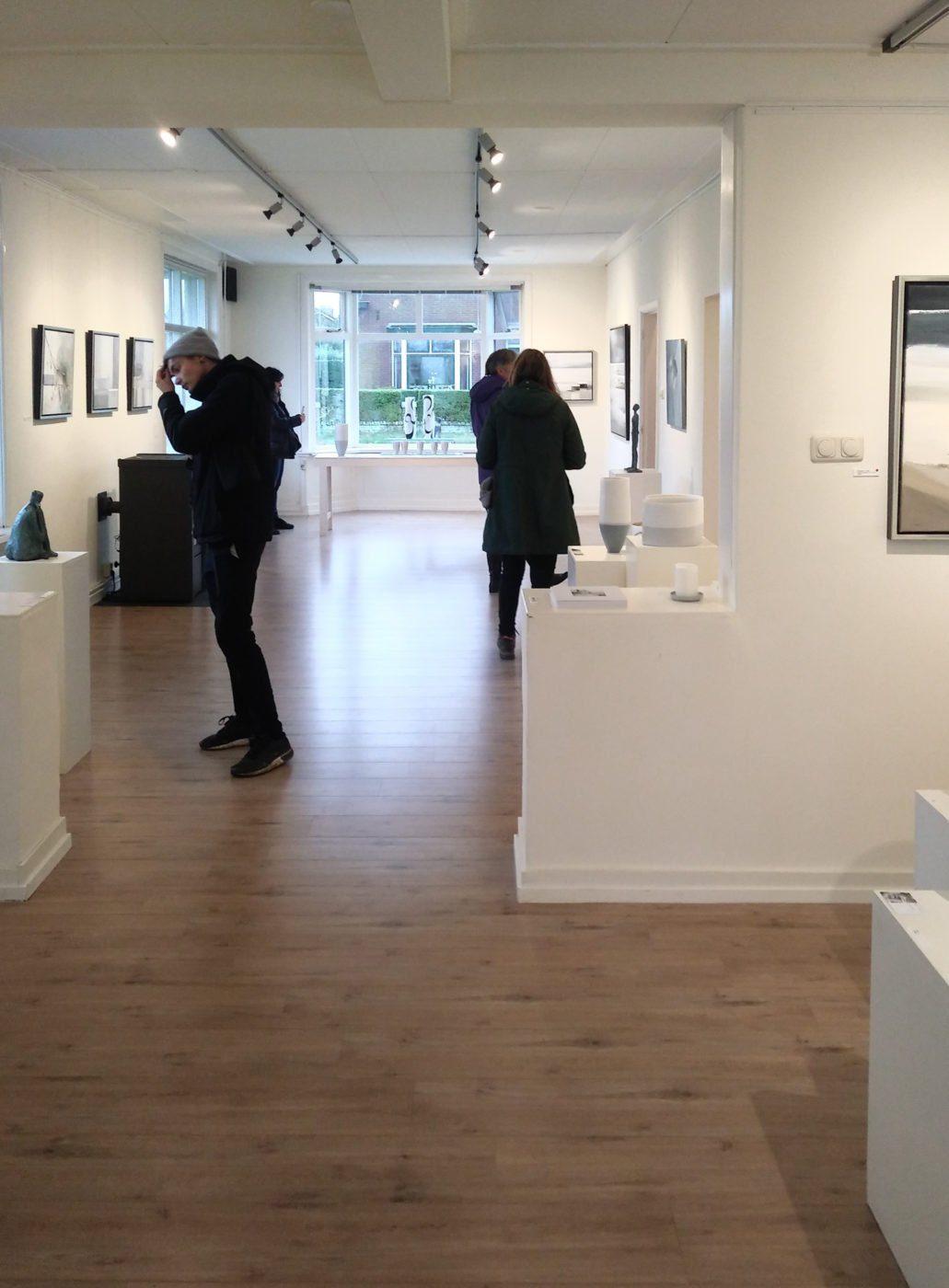 Art exhibitions during Kunstmaand