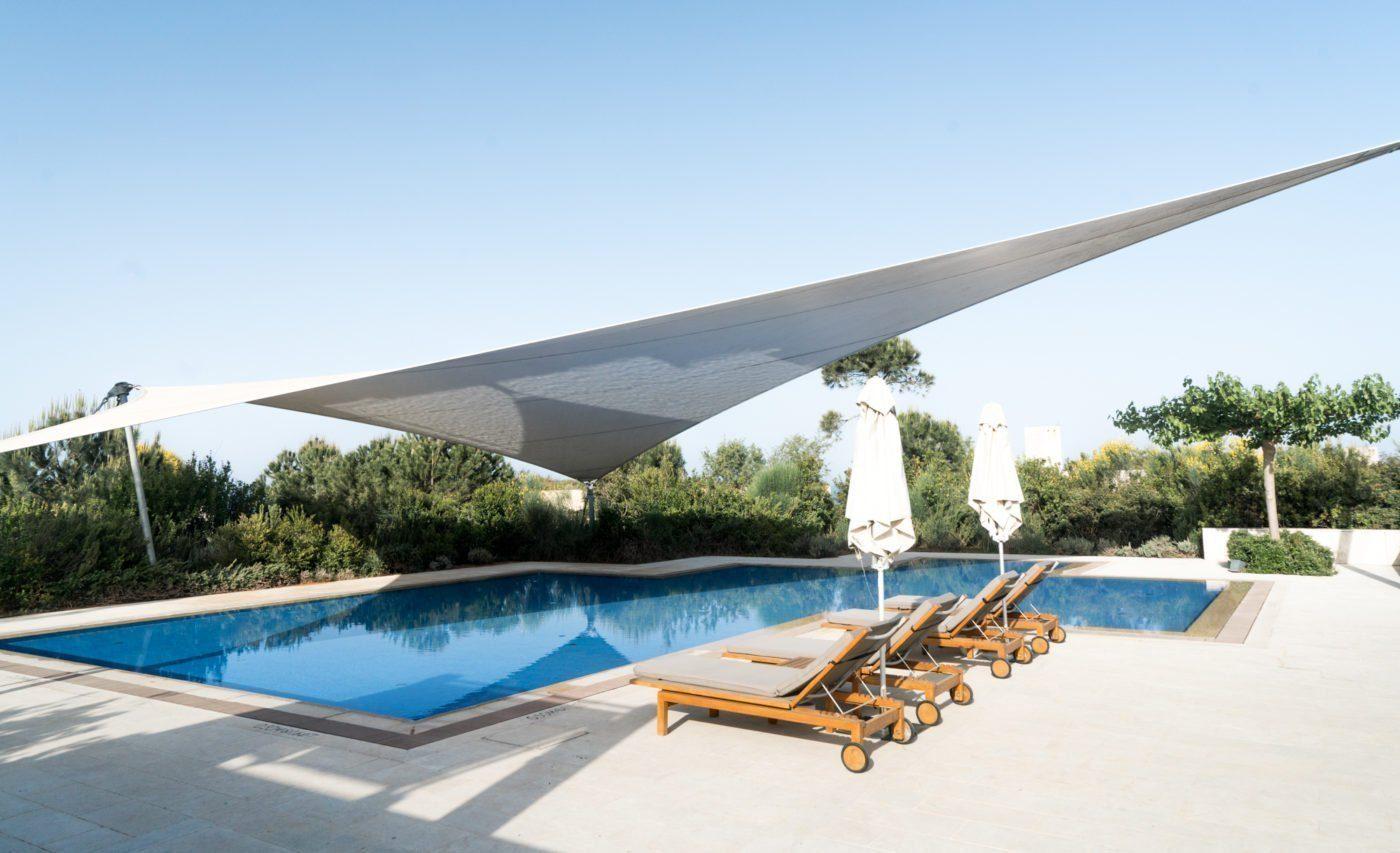 Children's pool at The Romanos, Costa Navarino