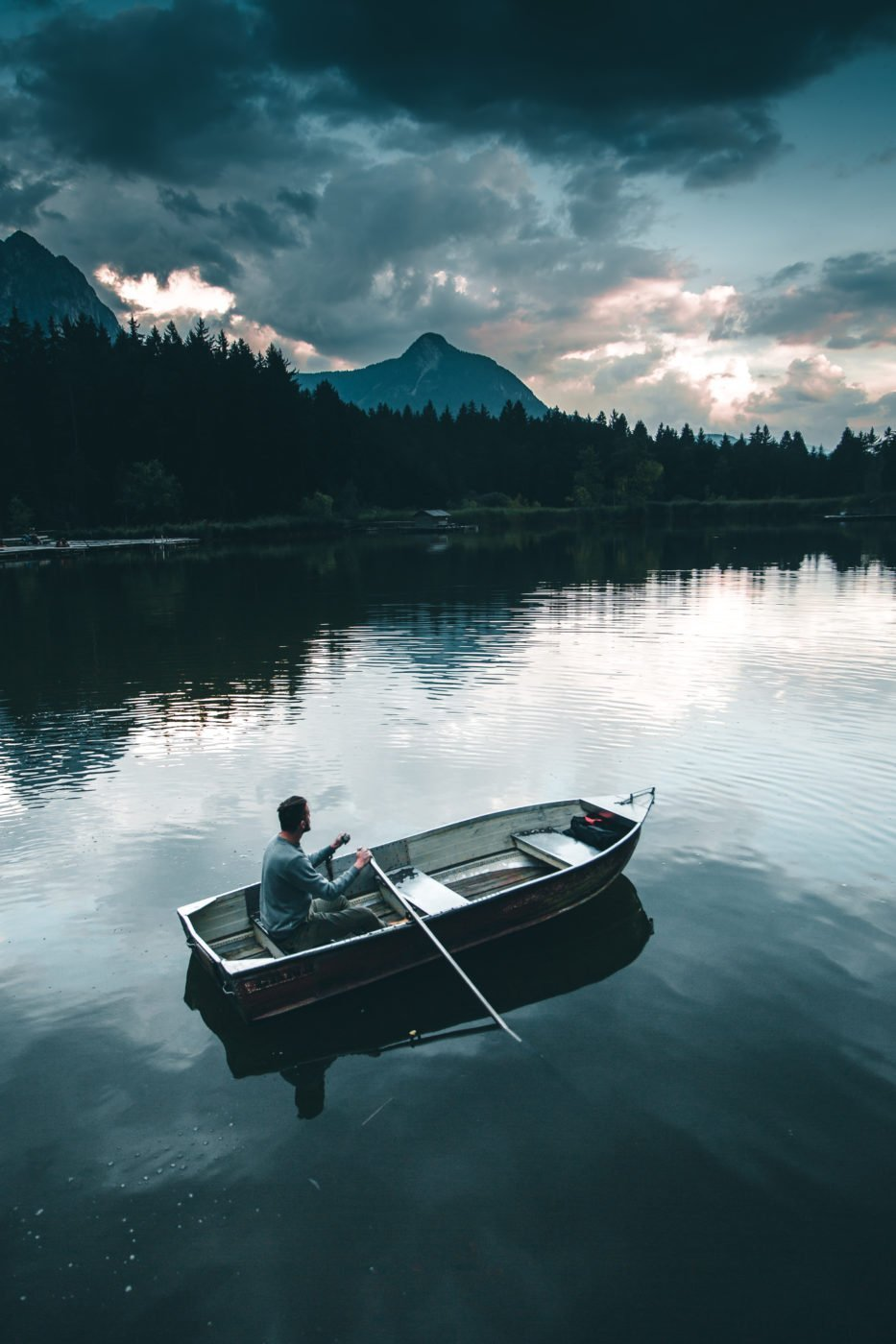 Lago di Fie, famous Instagram location in South Tyrol
