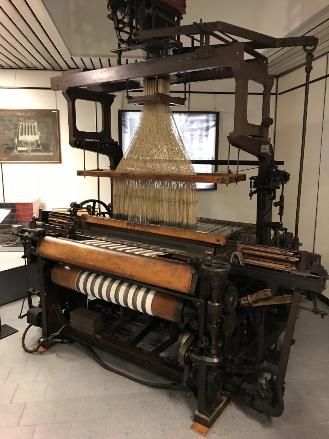 Museo della Seta Como, Como Silk Museum