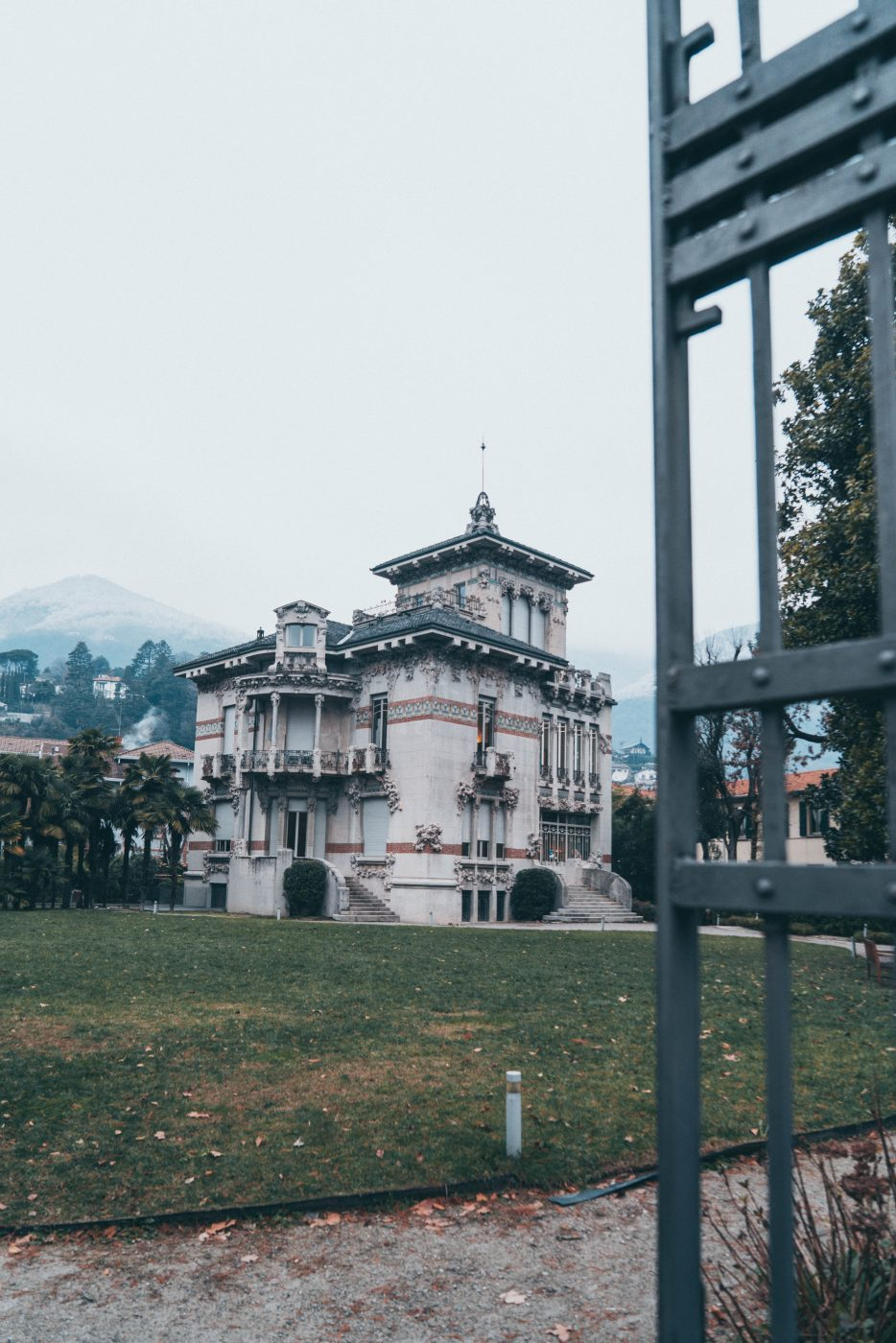 Villa Bernasconi, Cernobbio, Lombardy, Lombardia, Lake Como