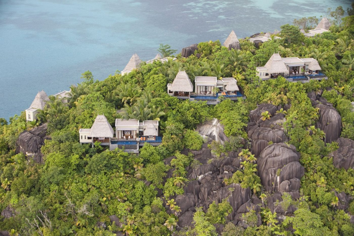 14 of the most exclusive hotels in Seychelles for an amazing honeymoon
