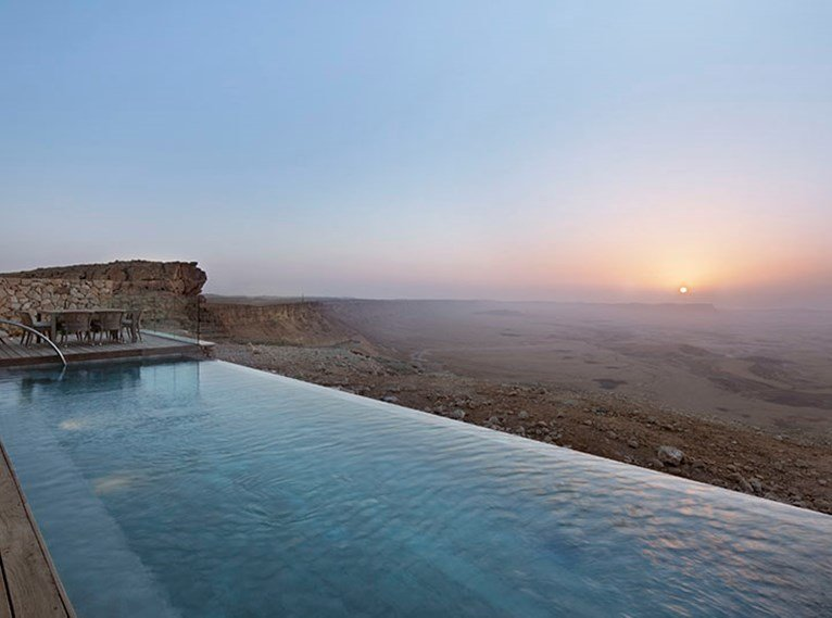 Beresheet Hotel in Israel, Most unique hotels in Jordan