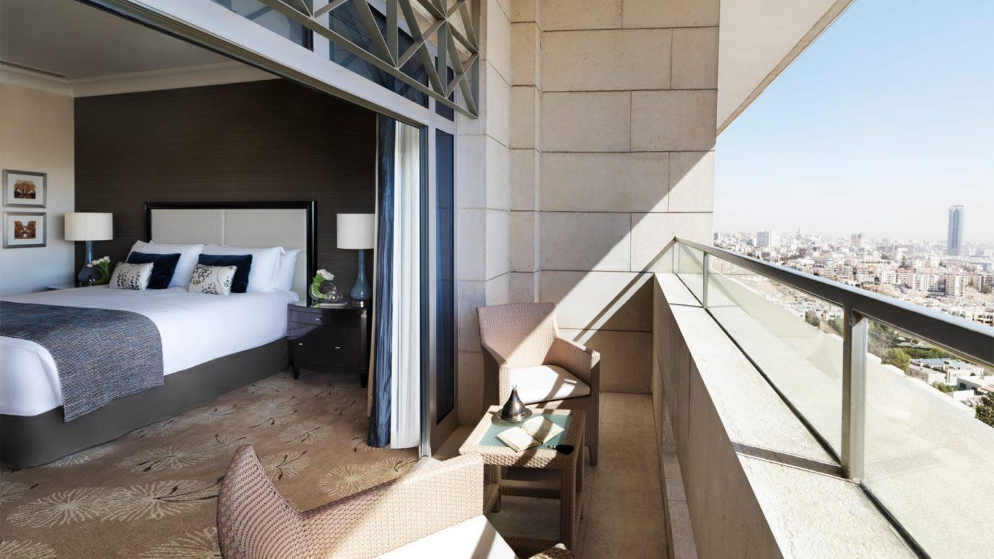 Four Seasons Amman, Most unique hotels in Jordan