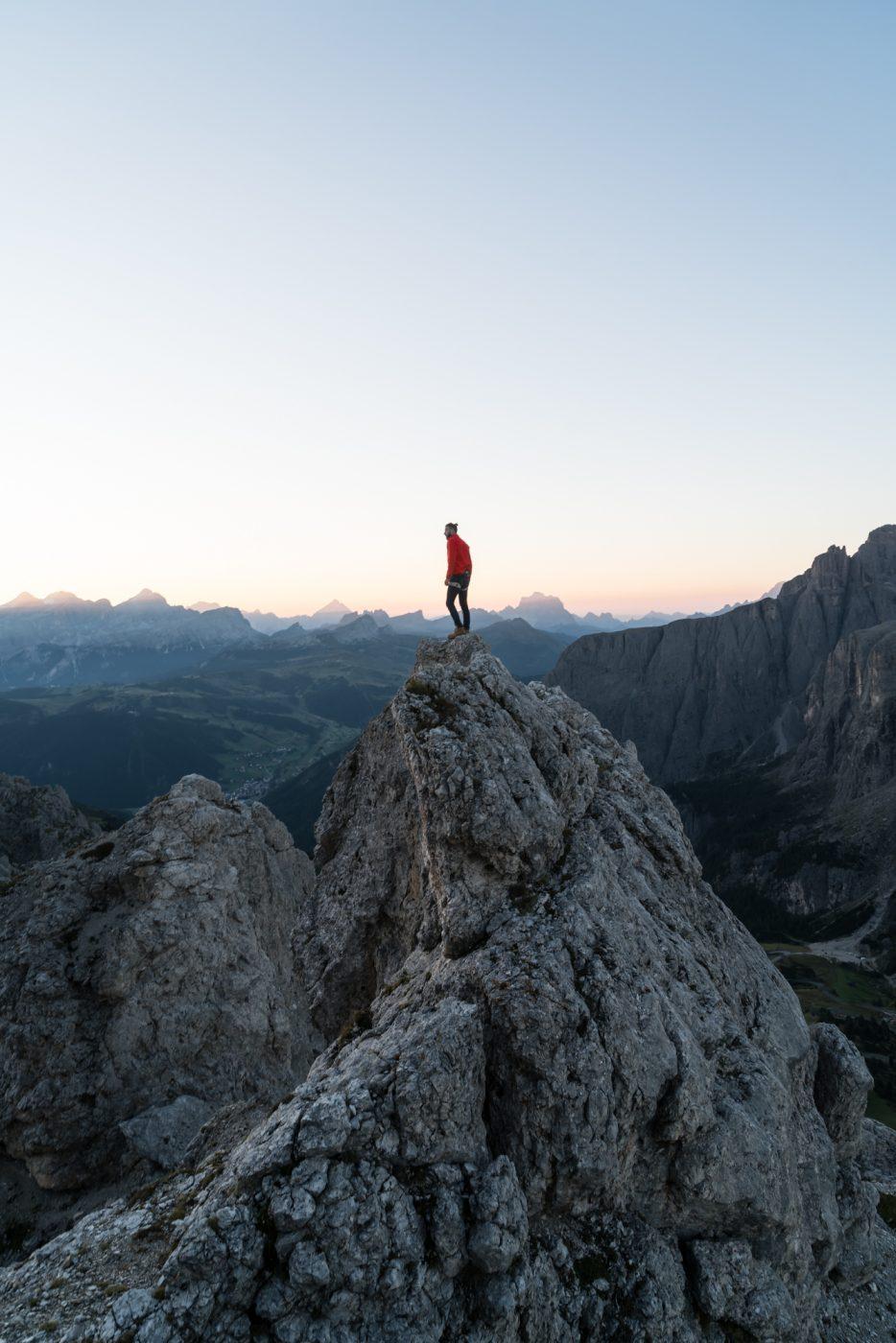 Gran Cir, Dolomites, South Tyrol, Italy