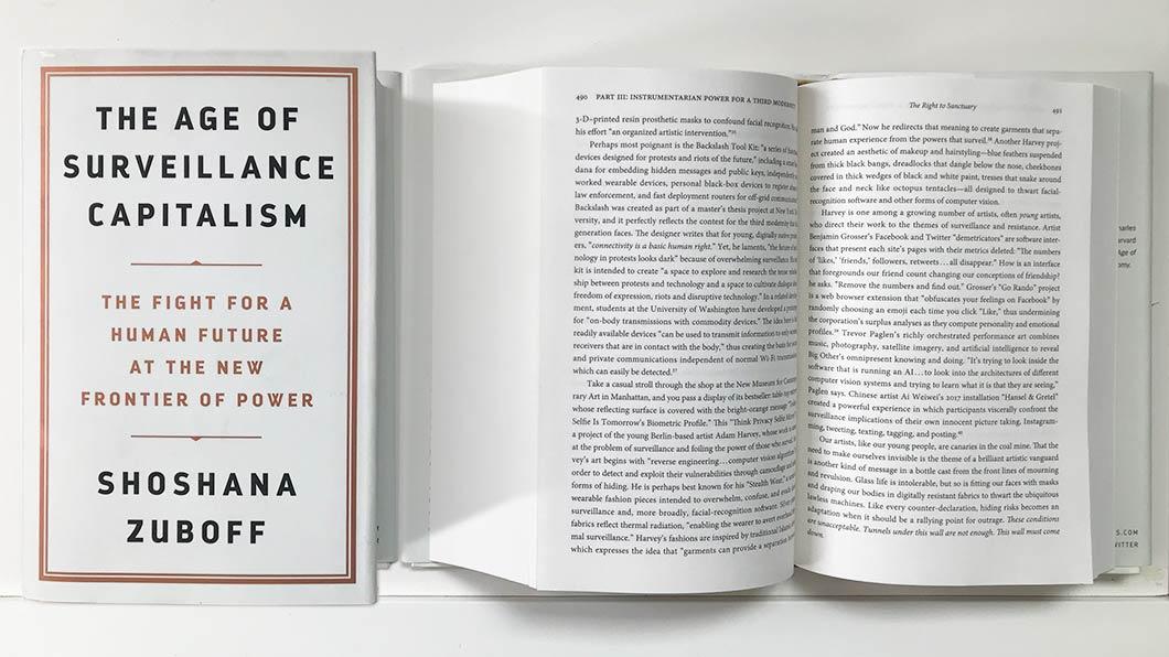 Works Cited in Zuboff\u0027s Book on Surveillance Capitalism benjamin