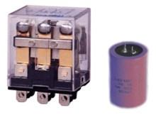 Capacitor-Relay-UPS-PSU