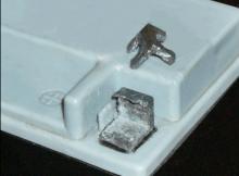 Broken Maintenance Free Battery - Bening Blog