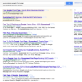 Google Search Page for Guaranteed Google First Page