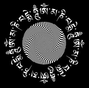 Benjamin Savage Gong Meditations Logo