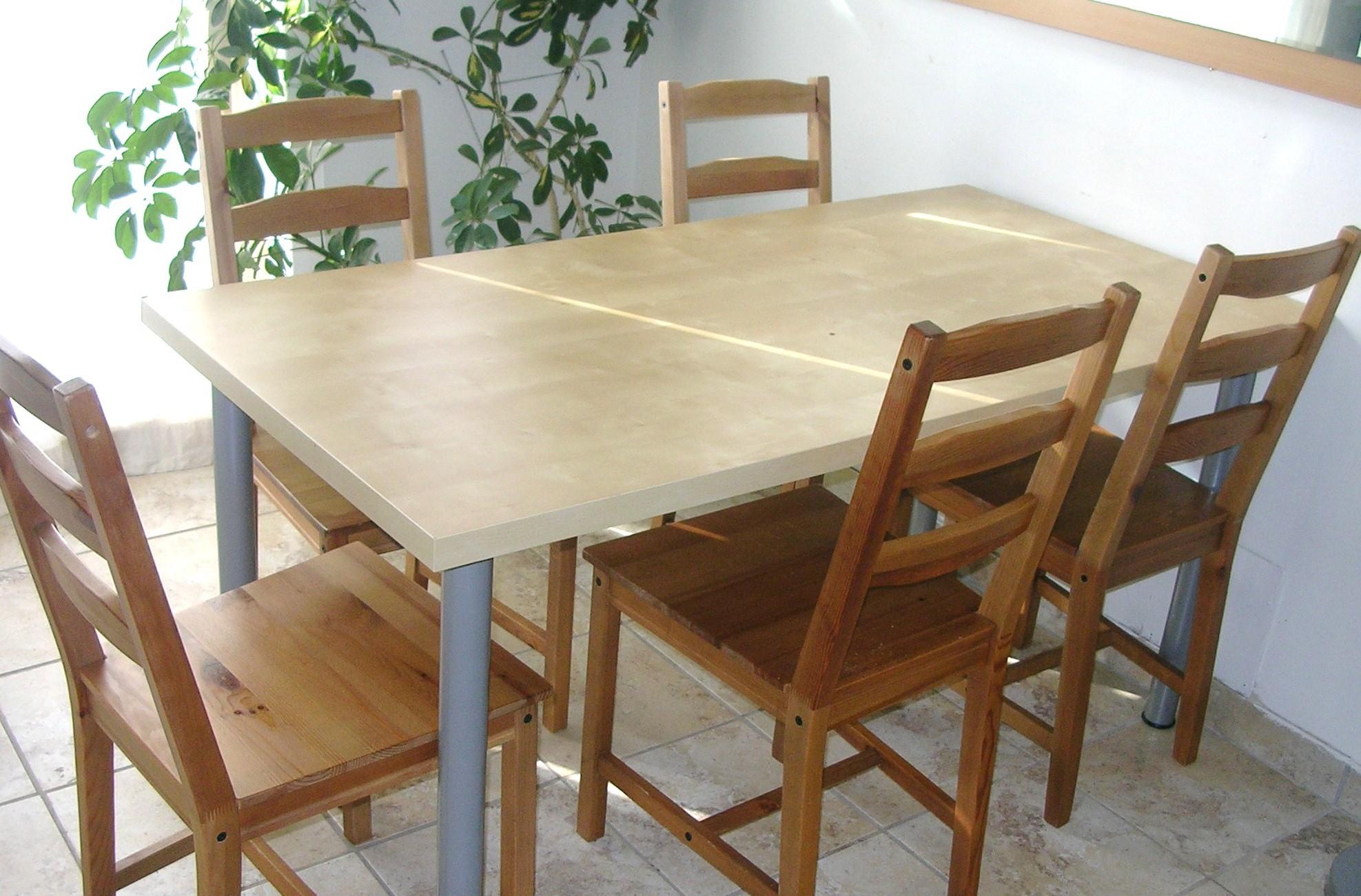 Ensemble Table Et Chaises De Cuisine Ikea Chaise Idees