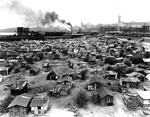History - Homelessness and Poverty - history of poverty