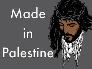jesus made in palestine