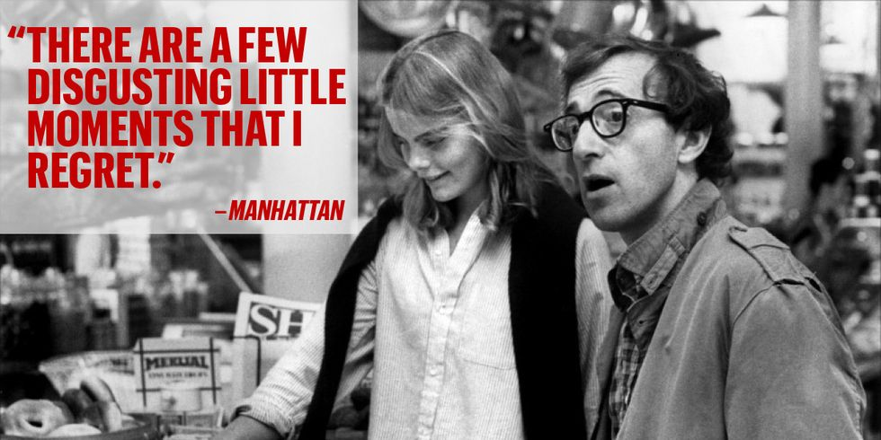 Woody Allen: Don't Leave the Art Out of This