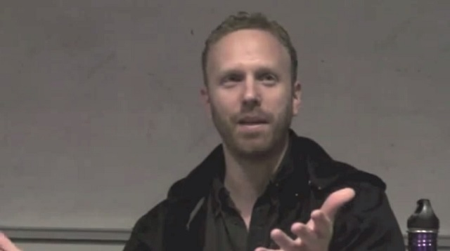 Max Blumenthal on Zionists' 'de Facto Coalition with Anti-Semites'