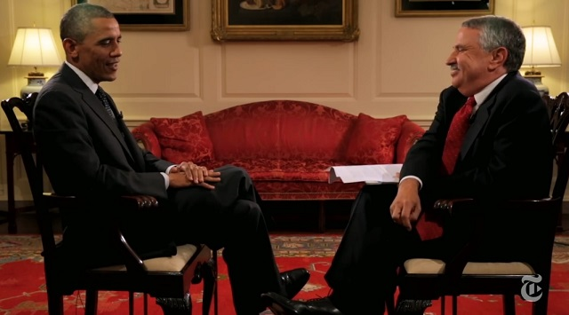 PR for Empire: Obama Meets Secretly with the Commentariat