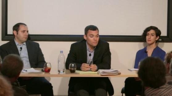 Beinart-Munayyer Israel-Palestine Debate
