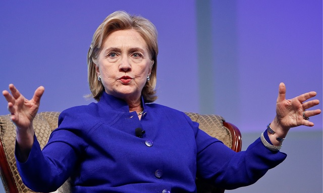 "Yahoo Politics Editor Claims There's ""Very Little Room to"" the Left of Hillary Clinton"