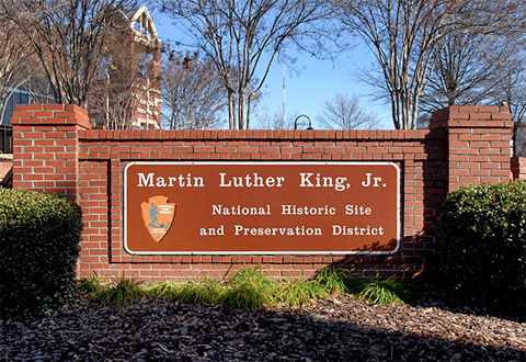 A Visit to the MLK Center