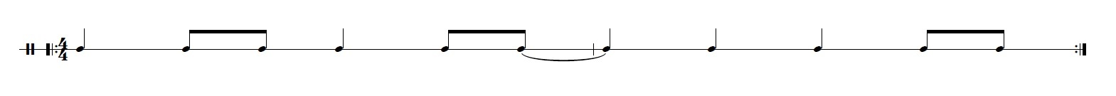Habib Galbi rhythm