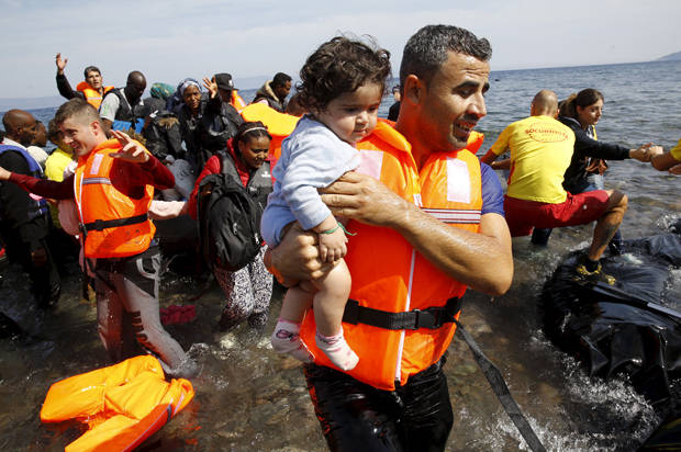 US has money to bomb Syria, but not to help Syrian refugees