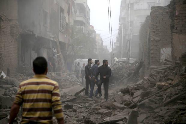No Syrians invited to international Vienna talks on ending Syrian Civil War