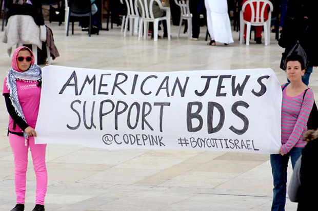 """""""Occupation is root cause of violence"""": Jewish-Americans protest at Israel's Western Wall, call for boycott"""