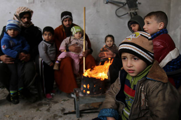 Lives starting with horror — a baby is born into a war zone every two seconds: UNICEF